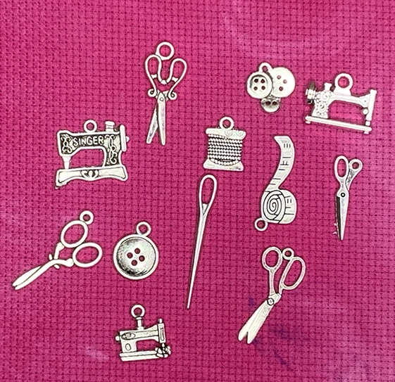 Sewing Charms