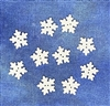 Snowflake Buttons