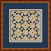 Miniature Quilts: Jacob's Ladder