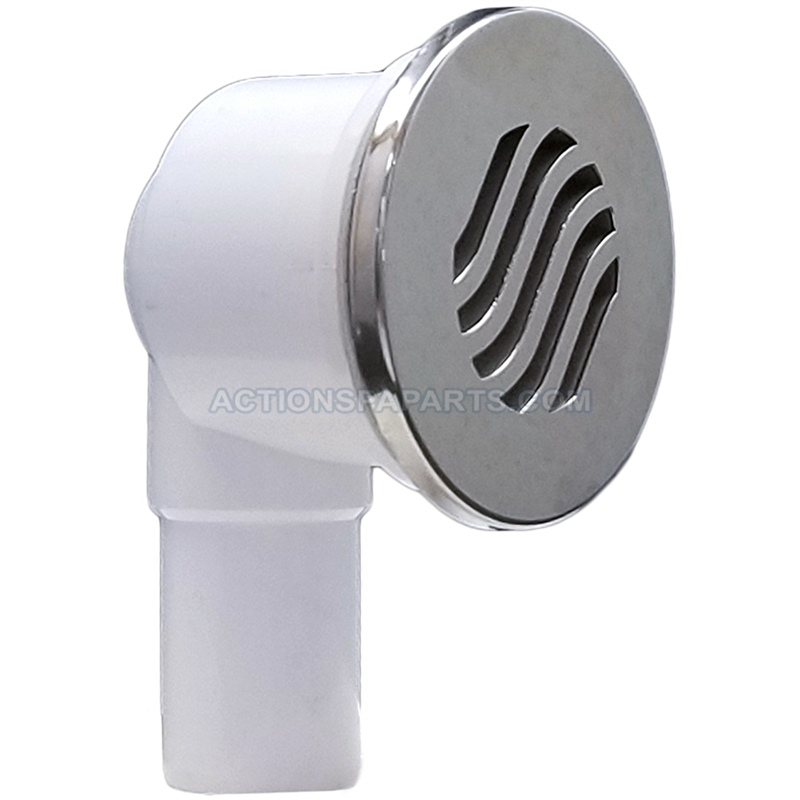 90 Degree Low Profile Shower Drain.Low Profile Drain Fitting Cmp 3 4 Sb 90 Degree Stainless