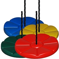 Disc Swing Seat Roped