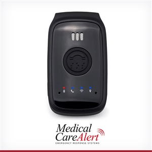 GPS Medical Alert System Pendant - HOME & AWAY PRIMO
