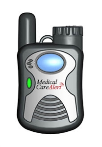2-way Voice Pendant for HOME & YARD Medical Alert System