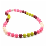 Chewbeads Bleecker 100% Silicone Teething Necklace