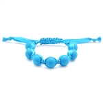 Cornelia Bracelet  - Deep Sea Blue