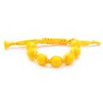 Cornelia Bracelet  - Sunshine Yellow