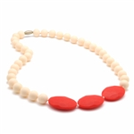 Chewbeads Greenwich 100% Silicone Teething Necklace
