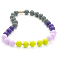 Juniorbeads Bleecker Jr. 100% Silicone Beaded Necklace