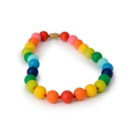 Juniorbeads Christopher Jr. 100% Silicone Beaded Necklace