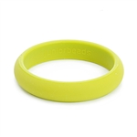 Juniorbeads Skinny Charles Jr. Bangle - Chartreuse (Pack of 3)