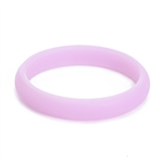 Juniorbeads Skinny Charles Jr.  Bangle (Glow in the Dark) - Bubble Gum (Pack of 3)
