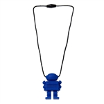 Juniorbeads Spaceman Pendant for Kids 100% Silicone Pendants