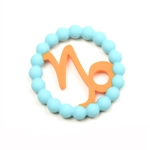 Chewbeads Baby Zodies Teether Refill - Capricorn Turquoise (Pack of 2)