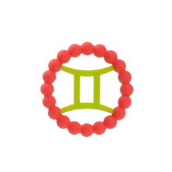 Chewbeads Baby Zodies Teether Refill - Gemini Pink (Pack of 2)