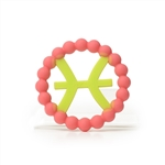 Chewbeads Baby Zodies Teether Refill - Pisces Pink (Pack of 2)