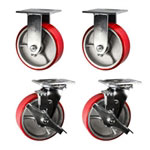 6 Inch Toolbox Casters