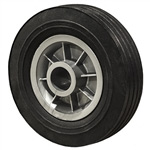 643-208 Centered Hub Hand Truck Wheels