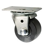swivel low profile caster