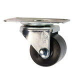 polyolefin wheel low profile caster