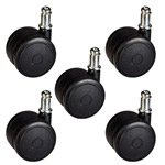 Ultima hardwood floor safe casters