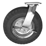 "12"" Swivel  Pneumatic Cart Caster"