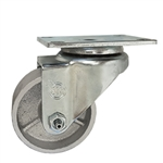 "3""  Swivel Caster with semi steel cast Wheel"