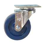 "4""  Swivel Caster with Polyurethane Wheel"