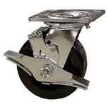 5 Inch Swivel Caster with Phenolic Wheel