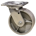 5 Inch Swivel Caster with Semi Steel Wheel