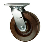 6 Inch Swivel Caster with Phenolic Wheel