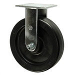 8 Inch Polyolefin Wheel Rigid Caster