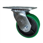 4 Inch Swivel Caster with Polyurethane Tread Wheel