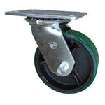 5 Inch Swivel Caster with Polyurethane Tread Wheel