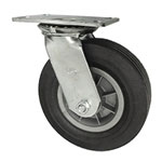 "8"" Swivel  Pneumatic Cart Caster"