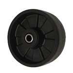 5 inch Glass Filled Nylon caster wheel with Roller Bearings
