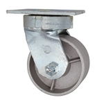 4 Inch Kingpinless Swivel Caster with Semi Steel Wheel