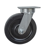 8 Inch Kingpinless Swivel Caster with Phenolic Wheel