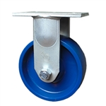 8 Inch Heavy Rigid Caster with Polyurethane Wheel