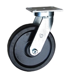 Kingpinless Swivel Caster with Phenolic Wheel