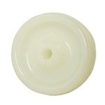 3 inch  solid Nylon caster wheel