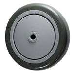 "6"" x 1-1/4""  Polyurethane on Poly Wheel for Casters"