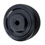 "3.5"" x 1-1/4"" Rubber Wheel"
