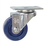 "3"" Stainless Steel  Swivel Caster with Polyurethane Wheel"