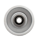 "3-1/4"" x 2"" Semi Steel Wheel with Ball Bearings"
