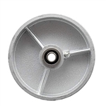 "5"" x 2"" Semi Steel Wheel with Ball Bearings"