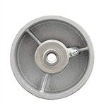 "4"" x 2"" Semi Steel Wheel"