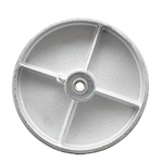 "8"" x 2"" Semi Steel Wheel"