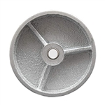 4 inch  Semi Steel Cast Iron caster wheel