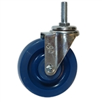 "5"" Swivel Caster with Solid Polyurethane Wheel"