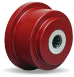 "3-1/2"" flanged Wheel"